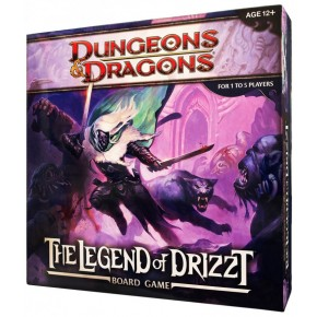 The Legend of Drizzt (ENG)