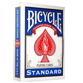 Карты Bicycle Standard (синие)